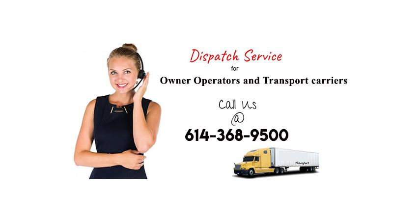 Dispatch Services Inc – Dispatch Services Inc